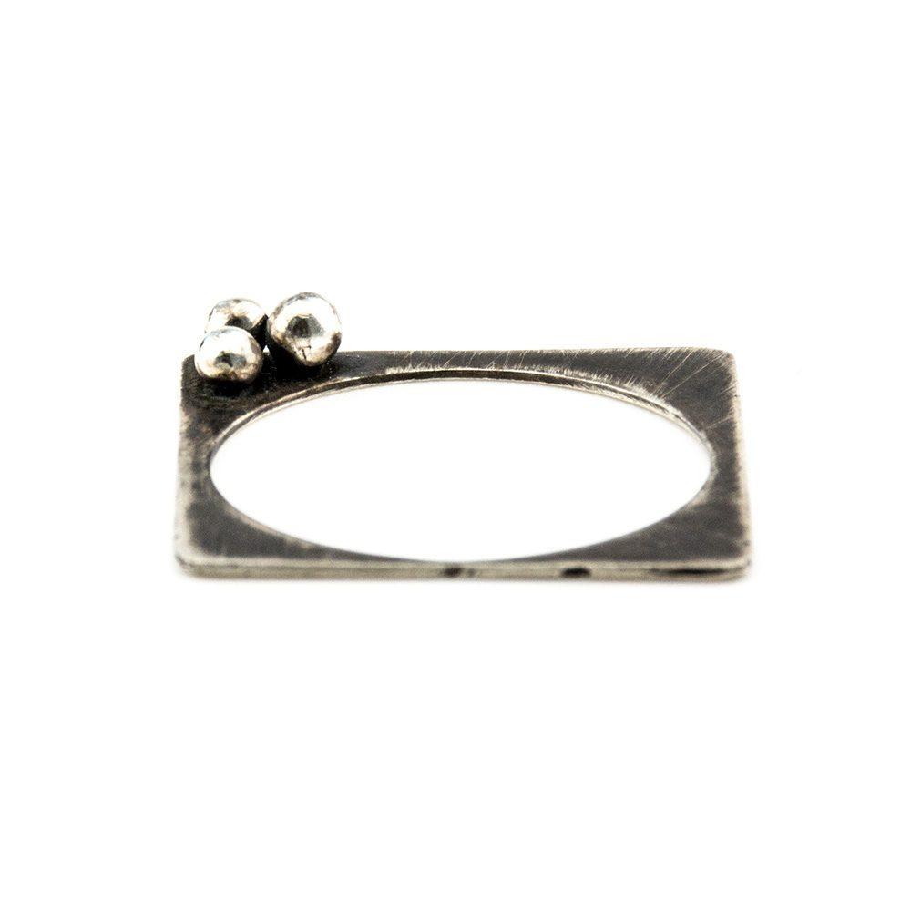 srebrni nakit prsteni